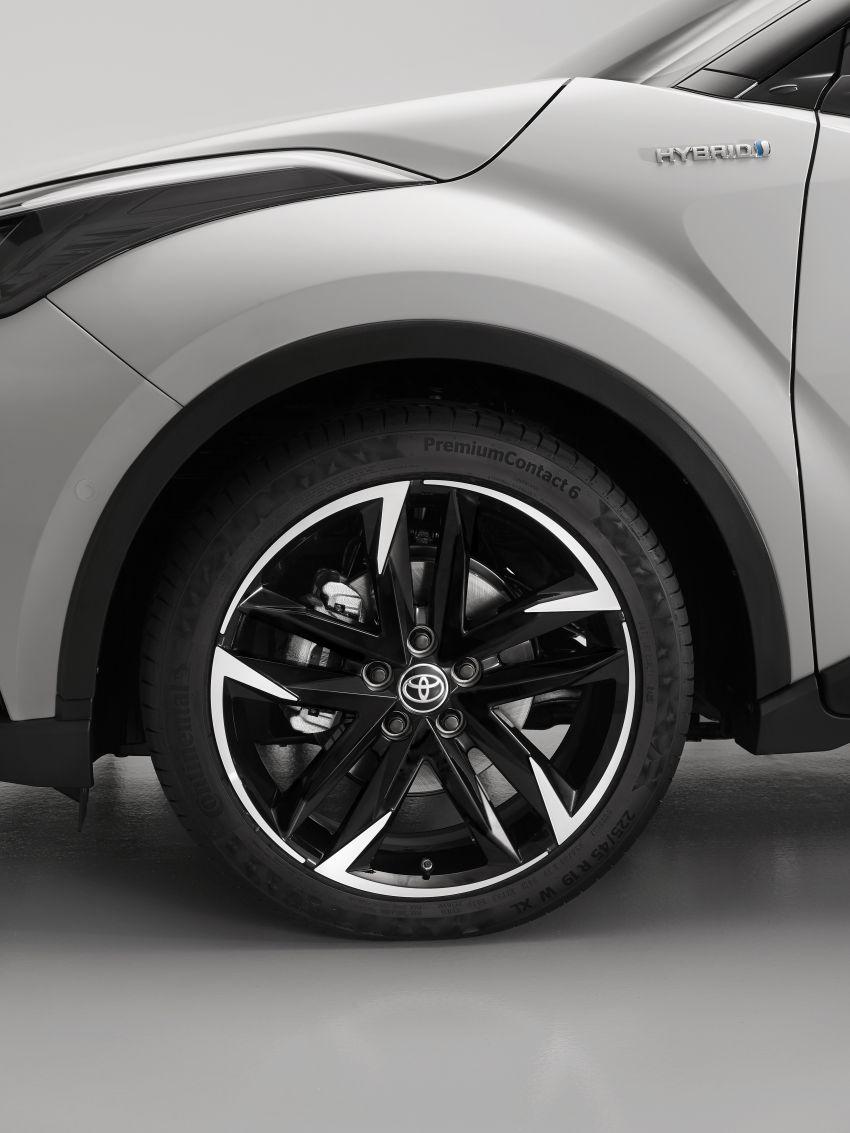 Toyota C-HR GR Sport, C-HIC models debut in Europe Image #1206226