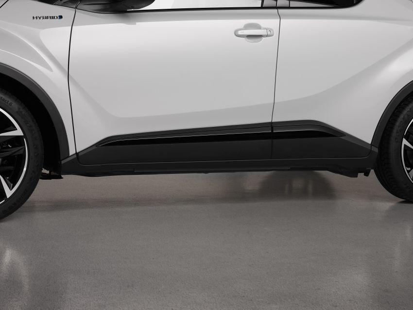 Toyota C-HR GR Sport, C-HIC models debut in Europe Image #1206227
