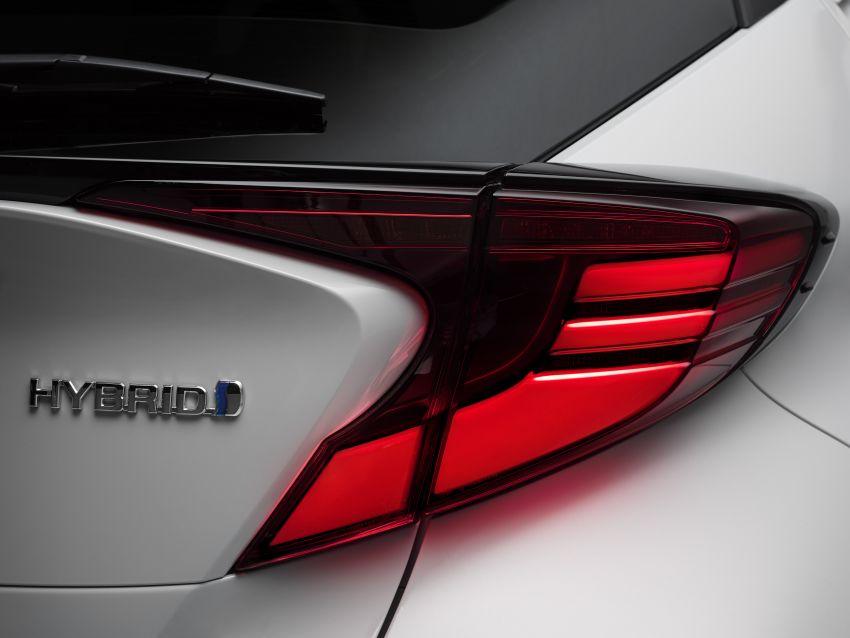 Toyota C-HR GR Sport, C-HIC models debut in Europe Image #1206228