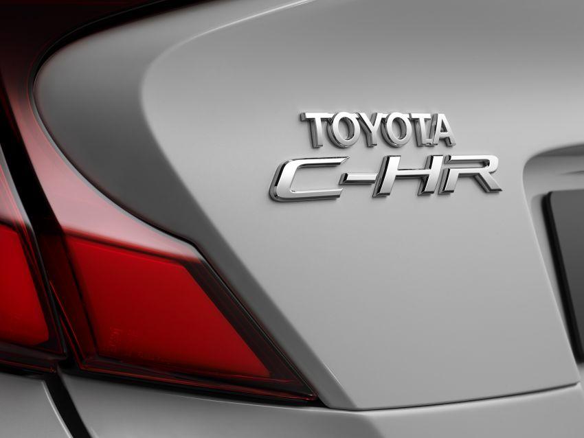 Toyota C-HR GR Sport, C-HIC models debut in Europe Image #1206229
