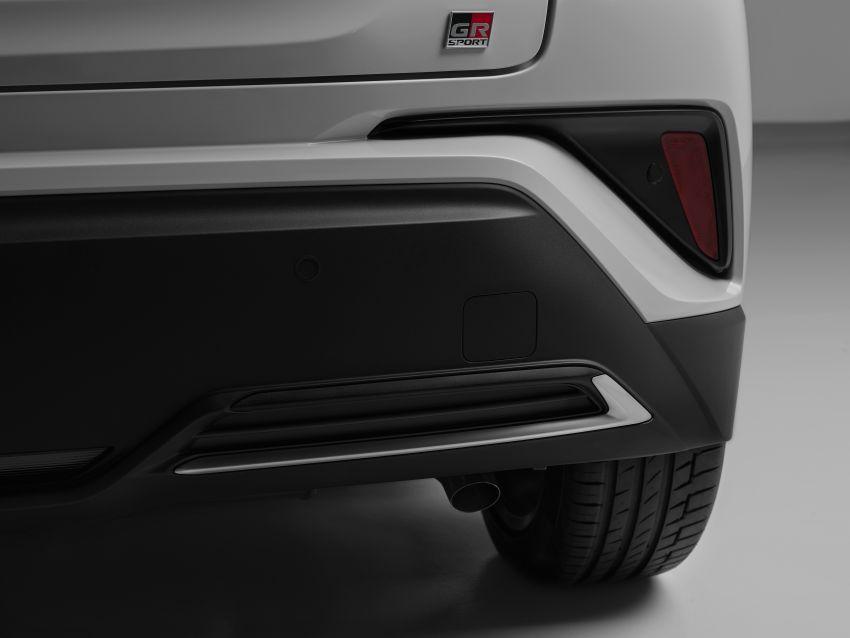 Toyota C-HR GR Sport, C-HIC models debut in Europe Image #1206230