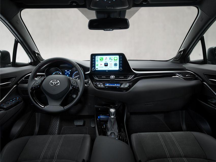 Toyota C-HR GR Sport, C-HIC models debut in Europe Image #1206231