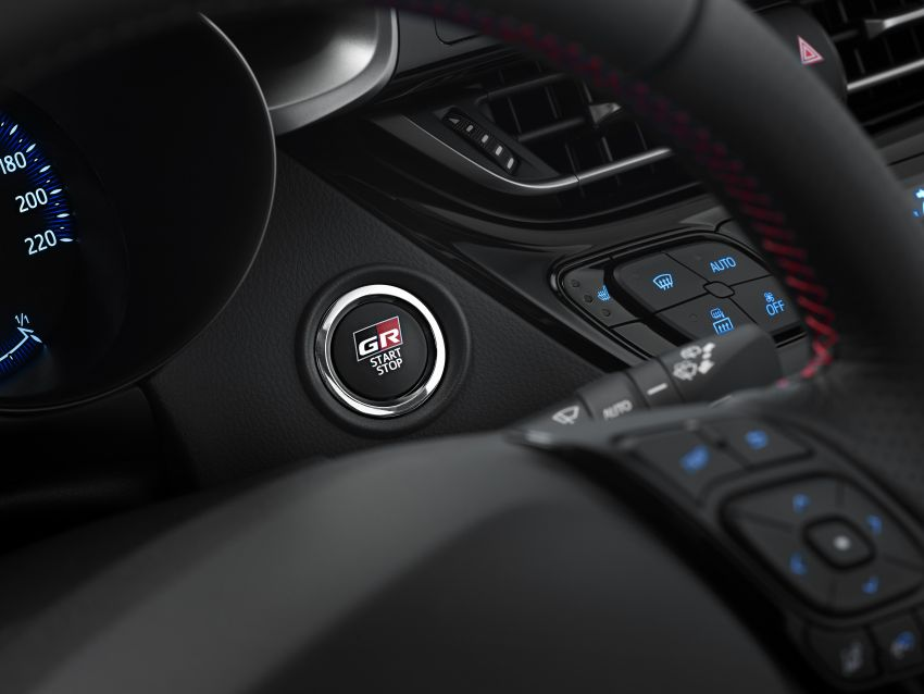 Toyota C-HR GR Sport, C-HIC models debut in Europe Image #1206232