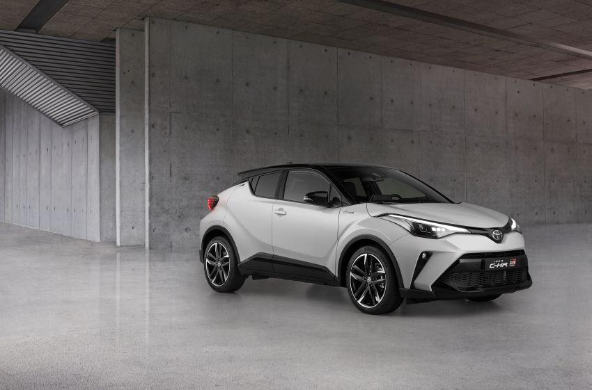 Toyota C-HR GR Sport, C-HIC models debut in Europe Image #1206214