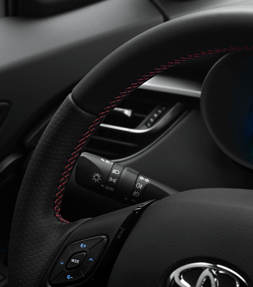 Toyota C-HR GR Sport, C-HIC models debut in Europe Image #1206234