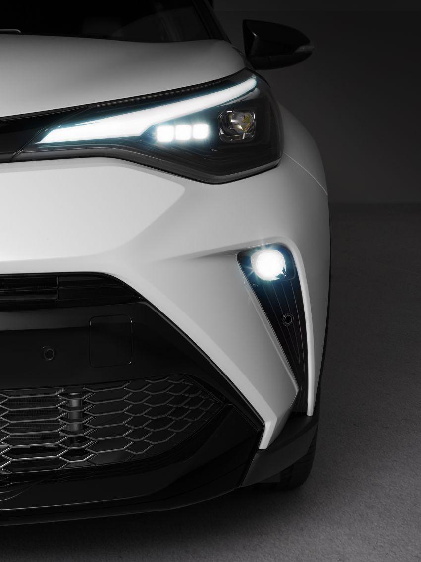 Toyota C-HR GR Sport, C-HIC models debut in Europe Image #1206221