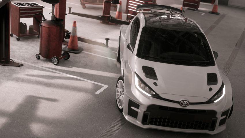 Toyota GR Yaris AP4 unveiled – to contest 2021 ARC season with TGR Australia, Neal Bates Motorsport Image #1217509