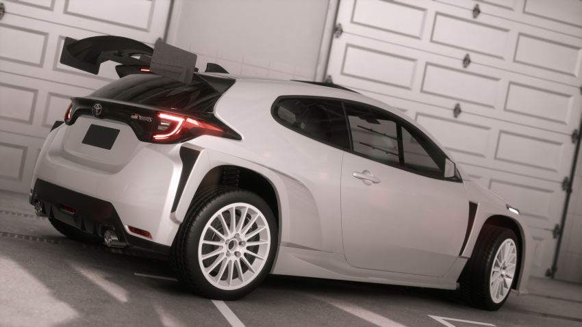 Toyota GR Yaris AP4 unveiled – to contest 2021 ARC season with TGR Australia, Neal Bates Motorsport Image #1217507