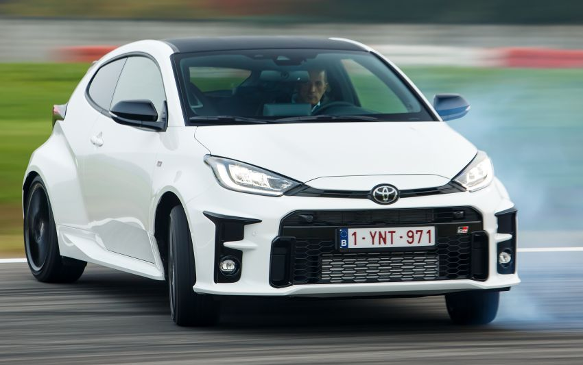 Toyota GR Yaris launched in Europe, from RM158k Image #1207375