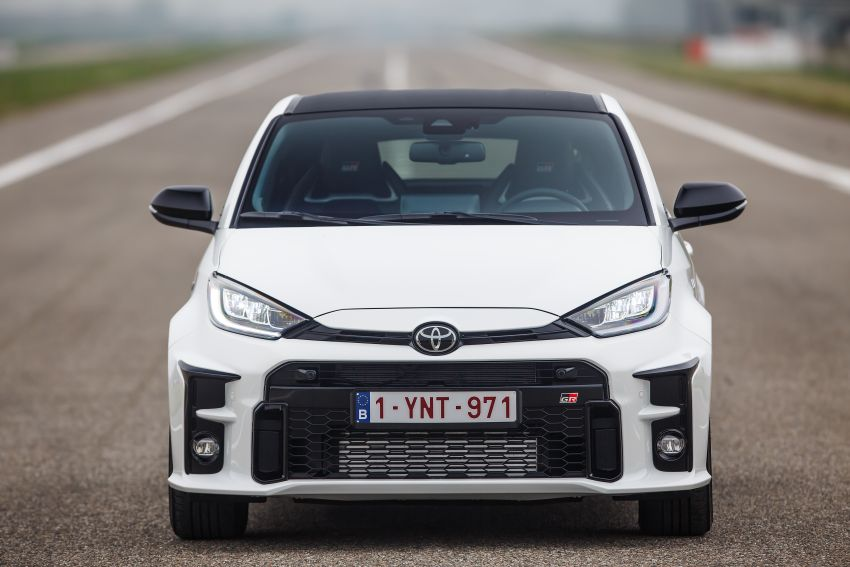 Toyota GR Yaris launched in Europe, from RM158k Image #1207412