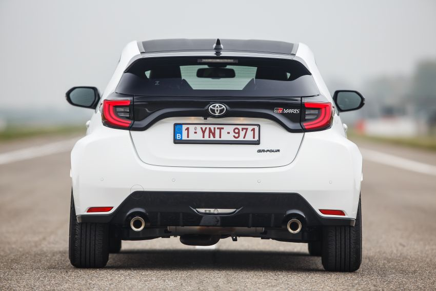 Toyota GR Yaris launched in Europe, from RM158k Image #1207413