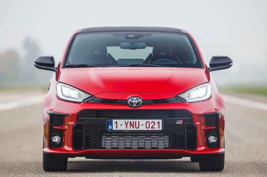 Toyota GR Yaris launched in Europe, from RM158k Image #1207434