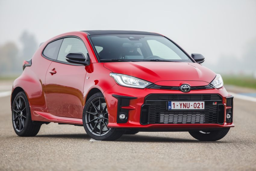 Toyota GR Yaris launched in Europe, from RM158k Image #1207437
