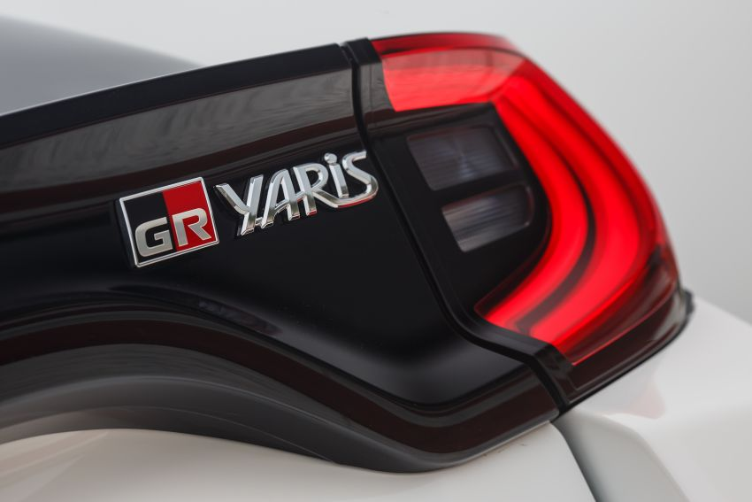 Toyota GR Yaris launched in Europe, from RM158k Image #1207450