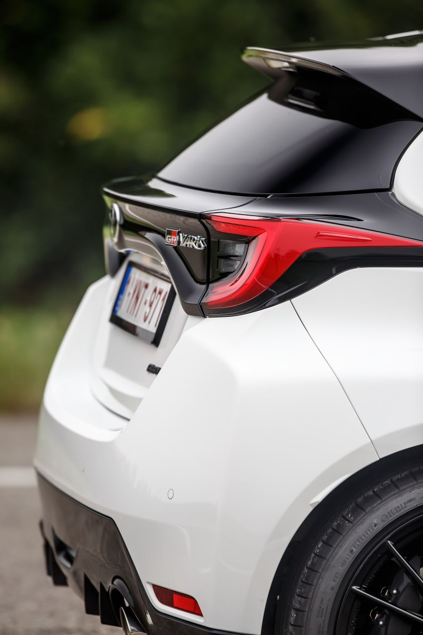 Toyota GR Yaris launched in Europe, from RM158k Image #1207501