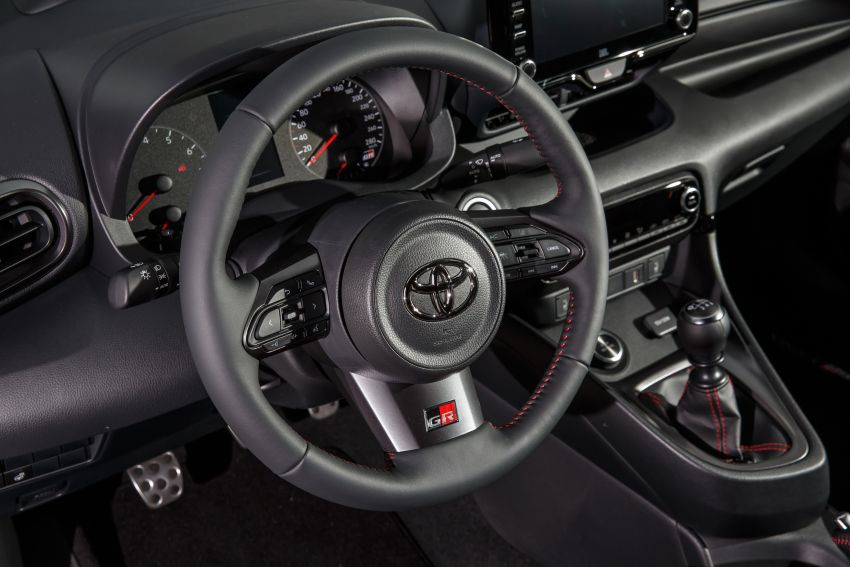 Toyota GR Yaris launched in Europe, from RM158k Image #1207534