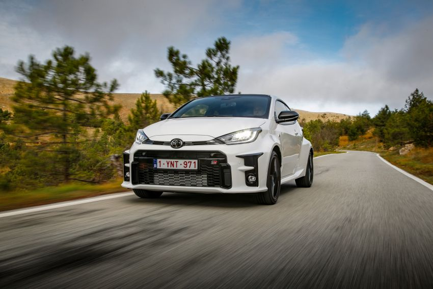 Toyota GR Yaris launched in Europe, from RM158k Image #1207279
