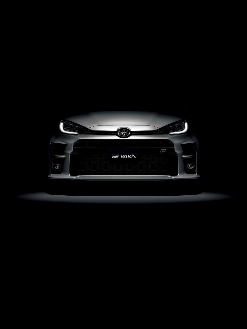 Toyota GR Yaris coming to <em>GT Sport</em> on November 13 Image #1206641