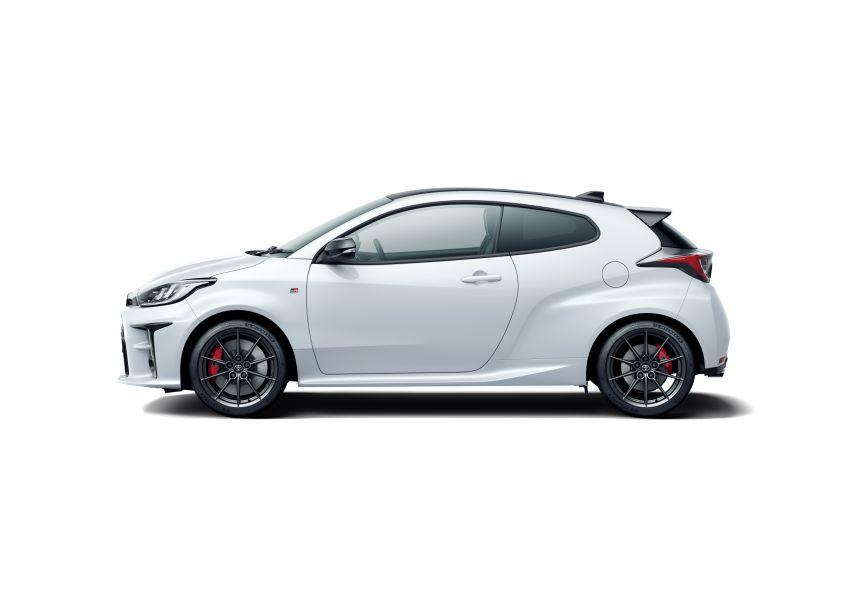 Toyota GR Yaris coming to <em>GT Sport</em> on November 13 Image #1206677