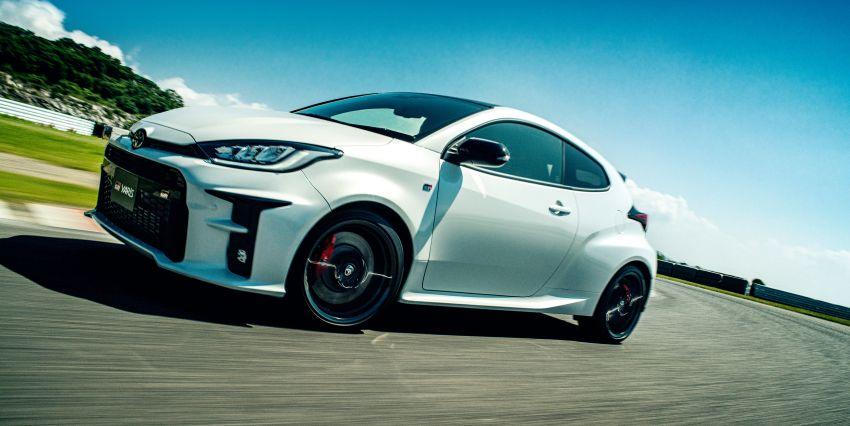 Toyota GR Yaris coming to <em>GT Sport</em> on November 13 Image #1206644