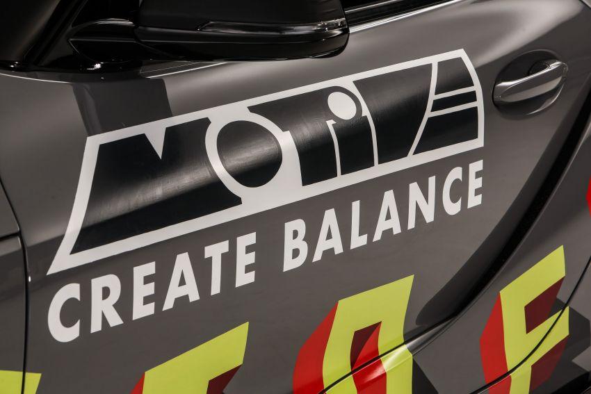 Toyota reveals modified GR Supras, Tacoma for SEMA Image #1203667