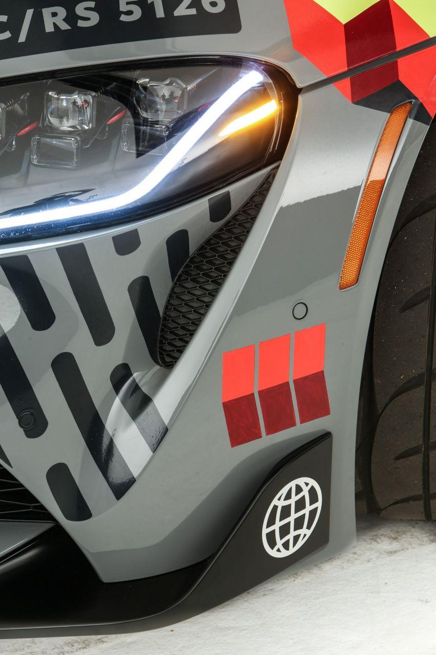 Toyota reveals modified GR Supras, Tacoma for SEMA Image #1203668