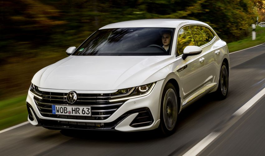 Volkswagen Arteon eHybrid plug-in hybrid launched Image #1218300