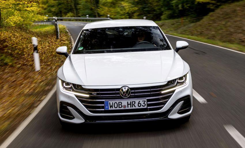 Volkswagen Arteon eHybrid plug-in hybrid launched Image #1218301