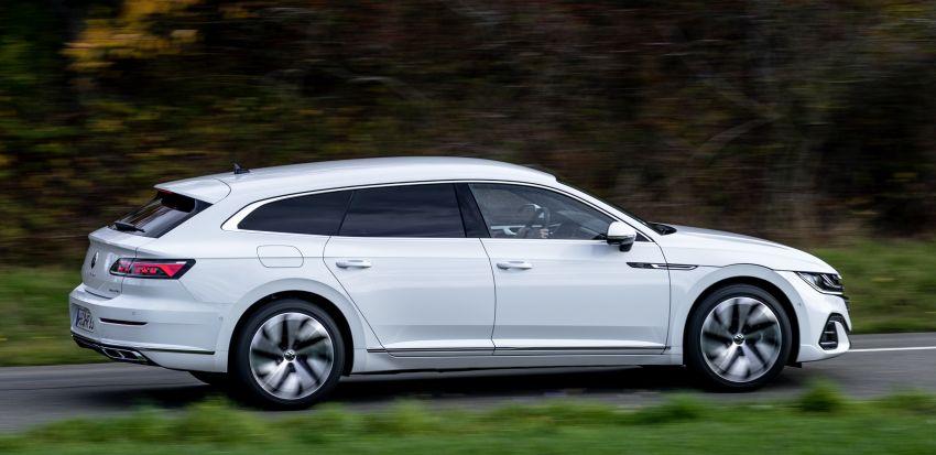 Volkswagen Arteon eHybrid plug-in hybrid launched Image #1218302