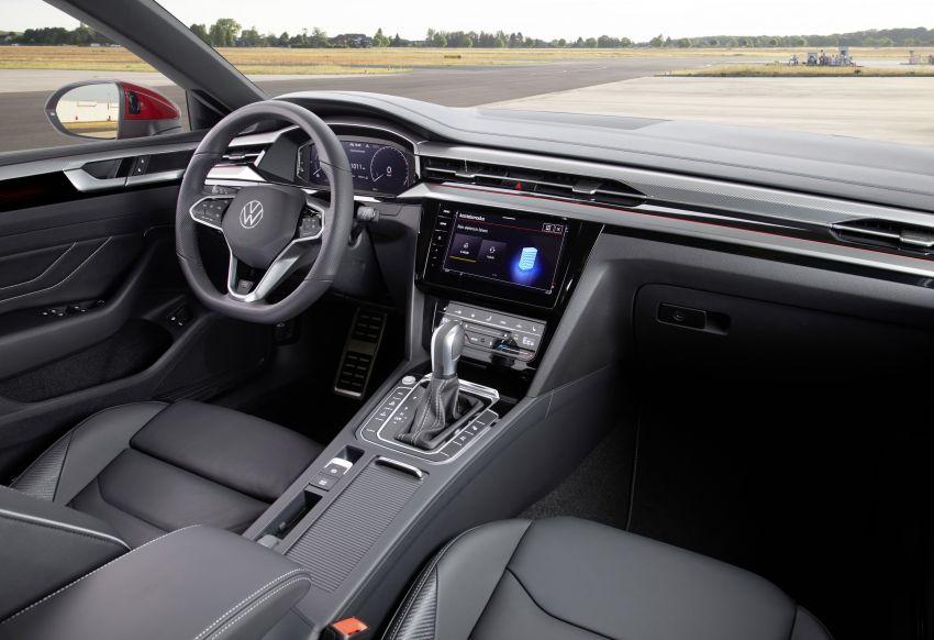 Volkswagen Arteon eHybrid plug-in hybrid launched Image #1218305