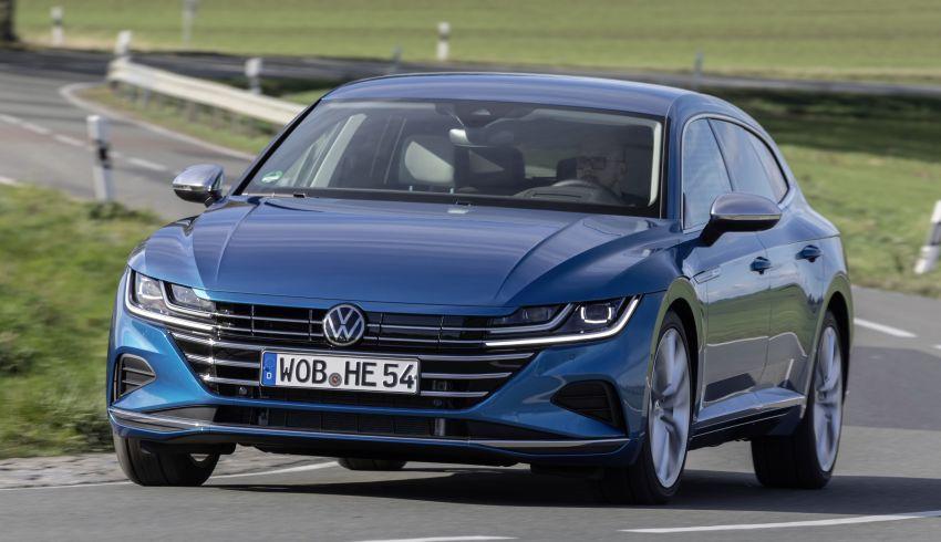 Volkswagen Arteon eHybrid plug-in hybrid launched Image #1218308