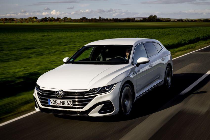Volkswagen Arteon eHybrid plug-in hybrid launched Image #1218293