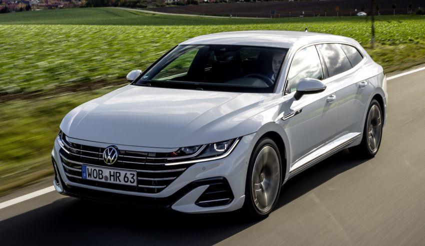Volkswagen Arteon eHybrid plug-in hybrid launched Image #1218295