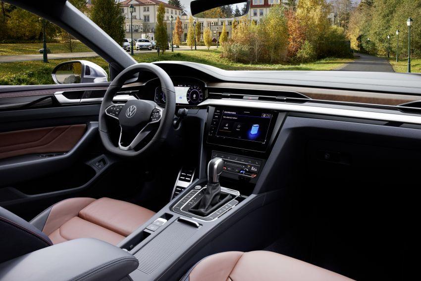 Volkswagen Arteon eHybrid plug-in hybrid launched Image #1218297