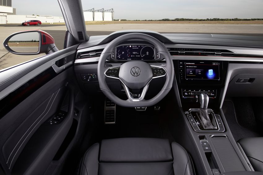 Volkswagen Arteon eHybrid plug-in hybrid launched Image #1218298