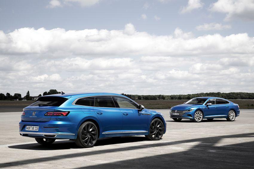 Volkswagen Arteon eHybrid plug-in hybrid launched Image #1218275