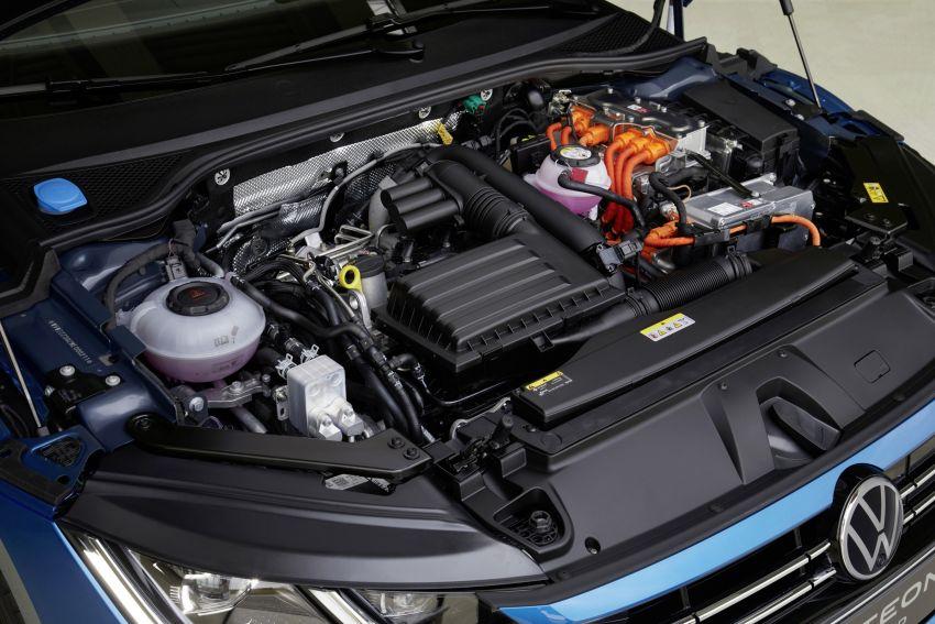 Volkswagen Arteon eHybrid plug-in hybrid launched Image #1218287