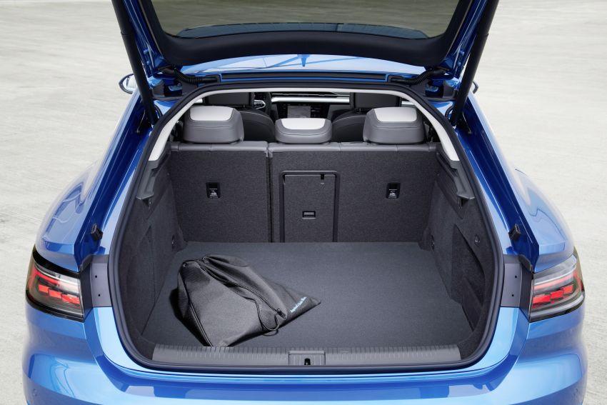 Volkswagen Arteon eHybrid plug-in hybrid dilancarkan Image #1218594