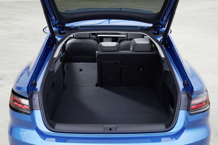 Volkswagen Arteon eHybrid plug-in hybrid launched Image #1218280