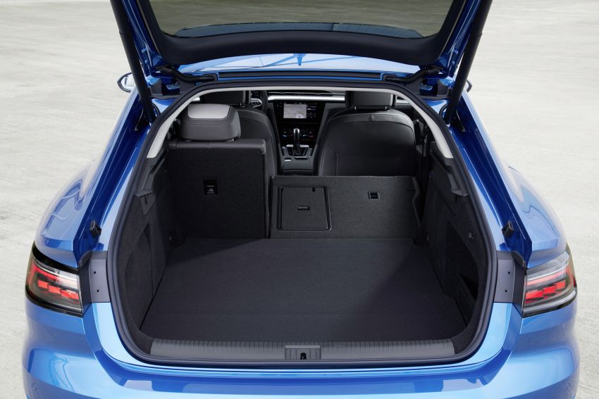 Volkswagen Arteon eHybrid plug-in hybrid launched Image #1218281