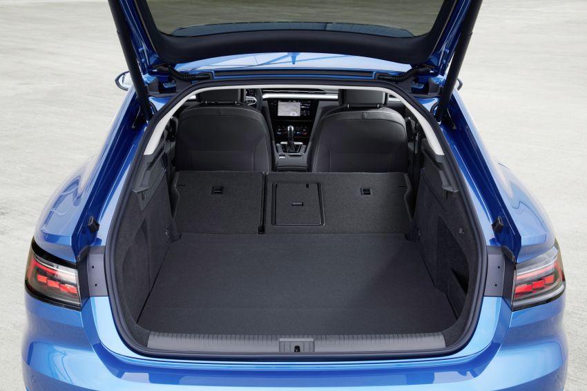 Volkswagen Arteon eHybrid plug-in hybrid launched Image #1218282