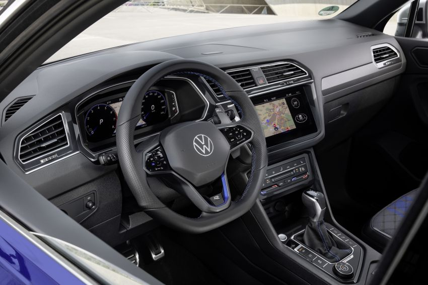 Volkswagen Tiguan R revealed – SUV with 320 PS, 4.9s Image #1216943
