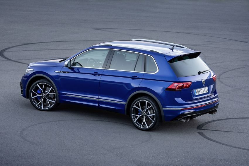 Volkswagen Tiguan R revealed – SUV with 320 PS, 4.9s Image #1216946