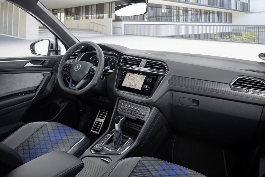 Volkswagen Tiguan R revealed – SUV with 320 PS, 4.9s Image #1216954