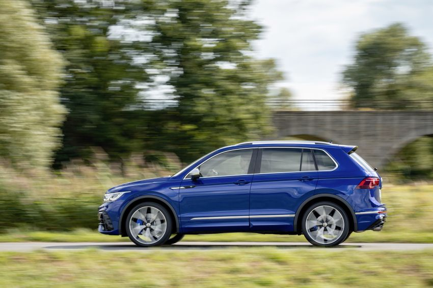 Volkswagen Tiguan R revealed – SUV with 320 PS, 4.9s Image #1216955
