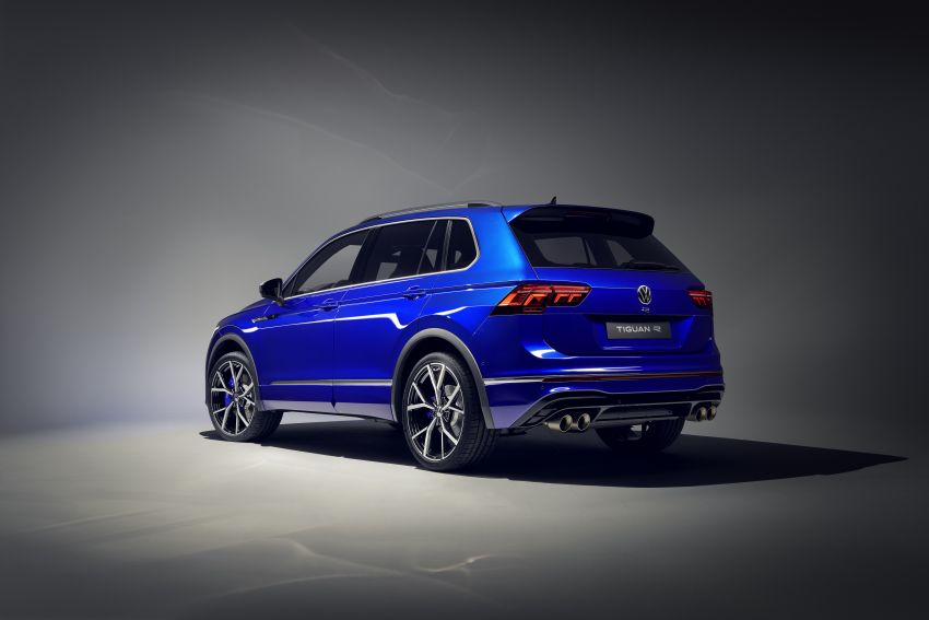 Volkswagen Tiguan R revealed – SUV with 320 PS, 4.9s Image #1216935