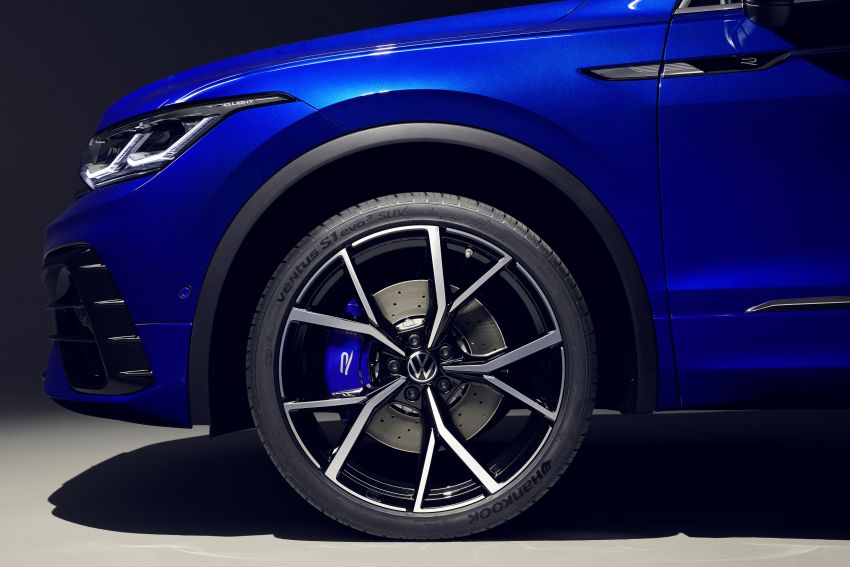 Volkswagen Tiguan R revealed – SUV with 320 PS, 4.9s Image #1216936