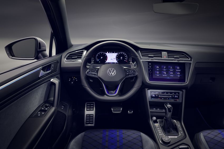 Volkswagen Tiguan R revealed – SUV with 320 PS, 4.9s Image #1216940