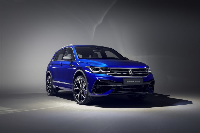 Volkswagen Tiguan R revealed – SUV with 320 PS, 4.9s Image #1216942