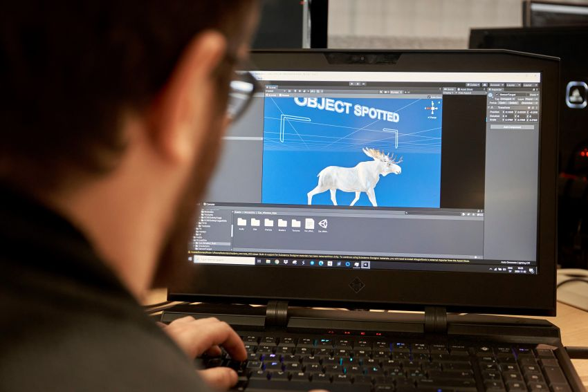Volvo 'ultimate simulator' for developing safety tech Image #1214332